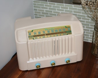 Vintage Bendix 626A Bakelite Radio Conversion - Operated by Alexa and Bluetooth