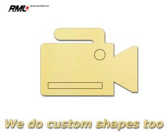 Blank Shape Wooden Pack Bundle Plywood Hobbies Set #1084 Hello Sign
