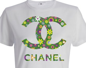 0b3635c7f Coco Chanel Spring Mood T-Shirt, Chanel Inspired shirt, Fashion shirt,  Designer shirt, Gift Shirt