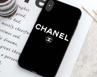 the best attitude 630ff a6746 Chanel iphone x case | Etsy