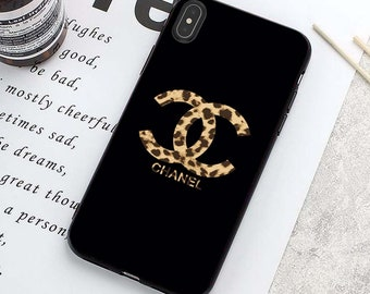 new product c13f1 78fb9 Chanel phone case | Etsy