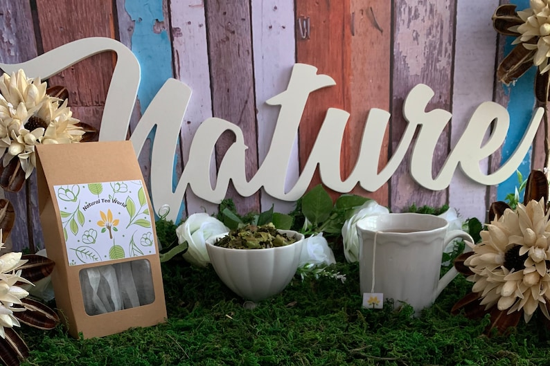 Natural Almacigo Tea - (Pistacia lentiscus) 25 Serving