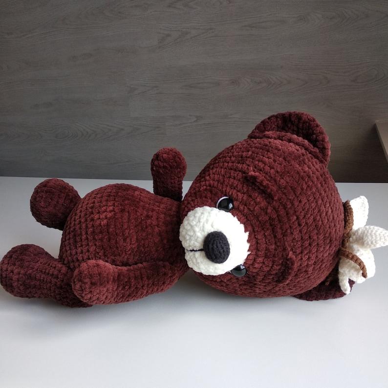 Amazon.com: Amigurumi Bear, Little Bear, Crochet Teddy Bear ...   794x794