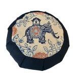 Royal Elephant Zafu (Meditation Cushion)