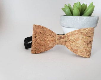 03e8137b52d4f Noeud Papillon Enfant, Men, Homme, Adulte, Bébé, Baby Bow Tie, Bambin, Kid,  Child, Toddler, Wood, Bois, Color, Couleur, Cork, Liège