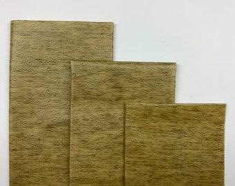 Kit de départ (1p-1m-1g): Emballage à base de cire d'abeille (Beeswax)