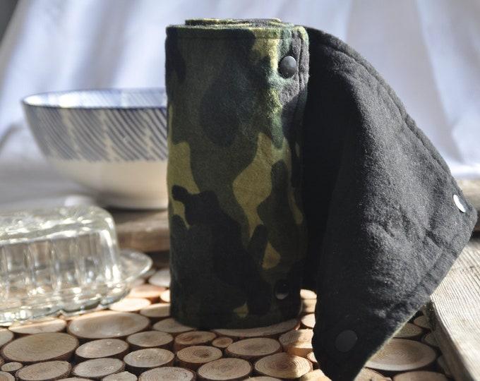 Reusable napkins - Camo
