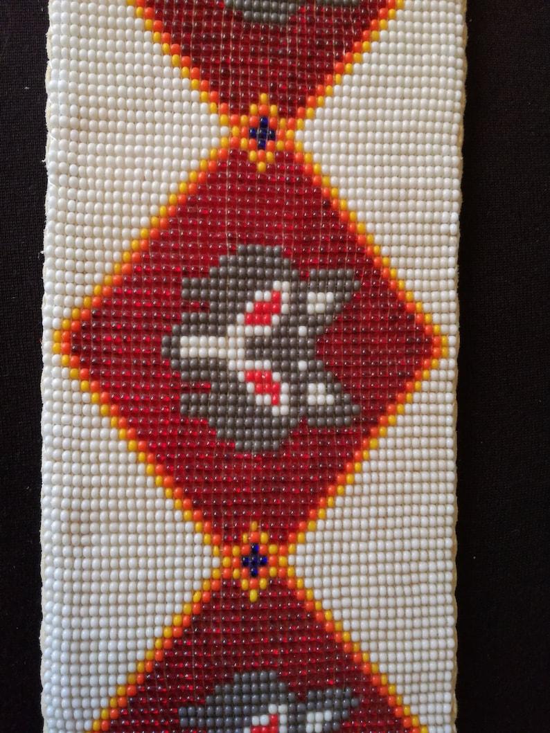 Handmade Native American Art Indian Belt