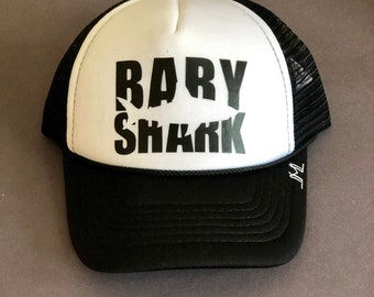 1bf38f7028995 Baby Shark Baby Toddler Youth Trucker Hat