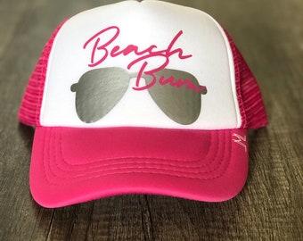 9963890553322f Beach Bum Youth/Toddler Trucker Hat