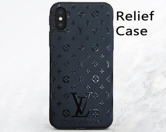 iphone 8 plus case louis vuitton etsylouis vuitton iphone x case lv texture iphone 8 plus case inspired by louis vuitton case iphone xs max case texture iphone x case lv case
