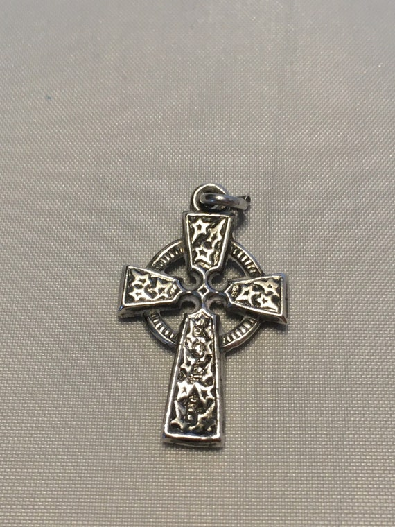 Silver Pearce & Thompson 1902 Cross