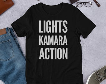699dc234f Lights Kamara Action Funny Football New Orleans T-Shirt