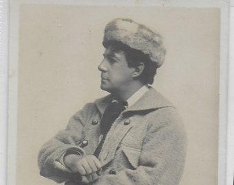 1905 Vintage Postcard of Mr FRANK COOPER - English actor