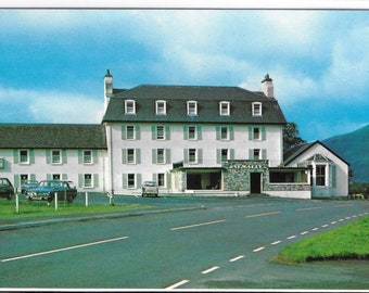 DALMALLY HOTEL, ARGYL - Used Vintage Postcard Published in 15th August 1973 Published by J Arthur Dixon Ltd