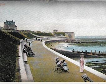 WESTGATE-ON-SEA, Kent - Unused Vintage Postcard Posted on 19 August 1910