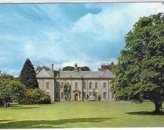 WALLINGTON, NORTHUMBERLAND - Unused Vintage Postcard Published by J Arthur Dixon for The National Trust