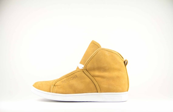 PERSONA Footwear GRAN V1 Hi Top Leather