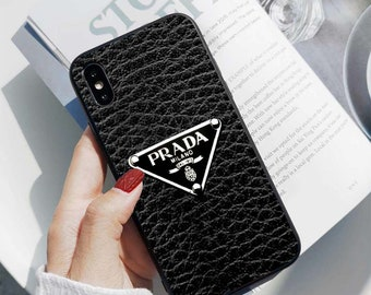 f690d3e2bd15 Design of Prada New Fashion Case Available For iPhone Xs Max Xr Xs 8+ 7+ 6  6S Plus Cover Samsung S10/S10+ S9+ S8+ Note 9 8 5 Cover Case