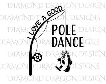 Pole Dance Svg Png Etsy
