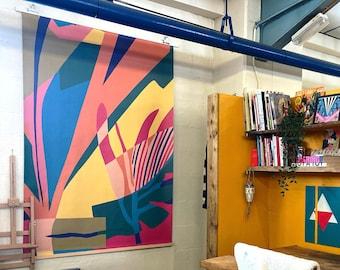 Starshine 6ft x 4ft Artist Poster