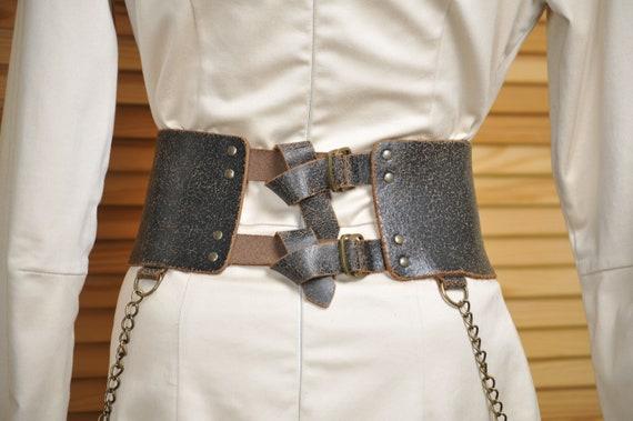 NOLITA Lether Belt Unique Design Vintage Belt Nort