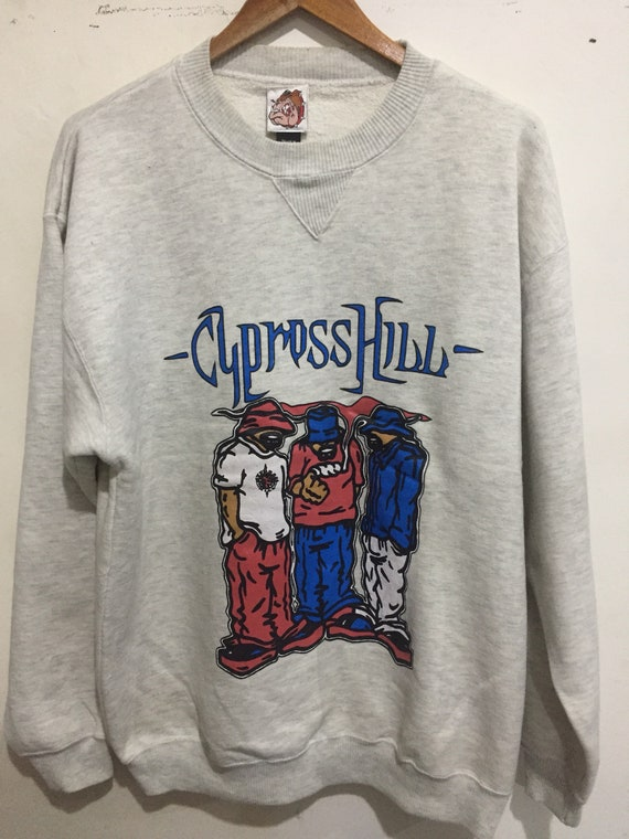 cypress hill sweatshirt vintage