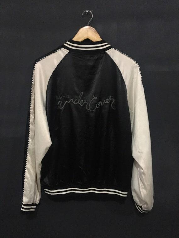 rare john undercover souvenir jacket