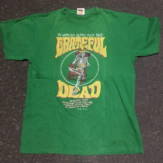 vtg grateful dead t shirt
