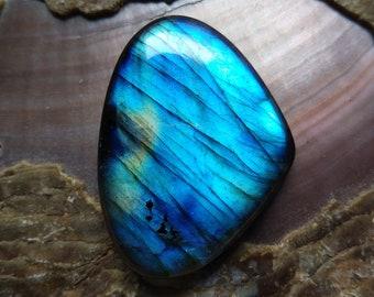 Multifire Labradorite Cabochon Heartshape Labradorite Wire Wrapping Stone 100/% Natural Labradorite Loose Gemstone Size 28X28X7MM 45CTS