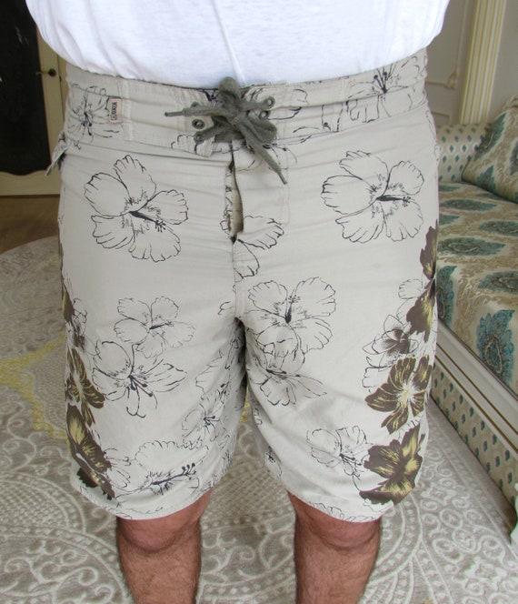beach shorts summer shorts mens Clothing Khaki me… - image 3