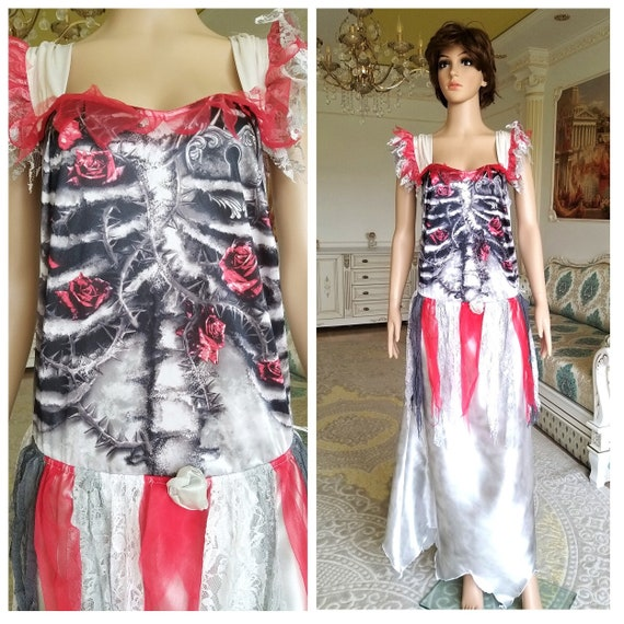 ADULT zombie Clothing halloween dress halloween Cl