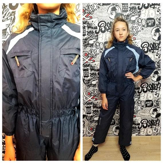 mountain clothing Skiing Tracksuit child ski suit