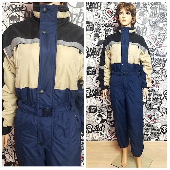 One Piece Ski Suit Clothing Vintage 90s ski suit n