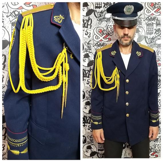 Military Clothing Mens military jacket ХL policema