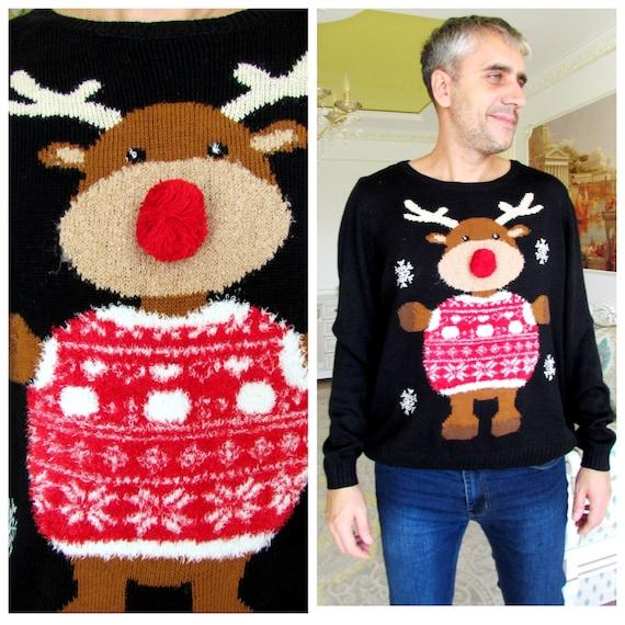 Christmas Gift Christmas sweater Unisex sweater Ho