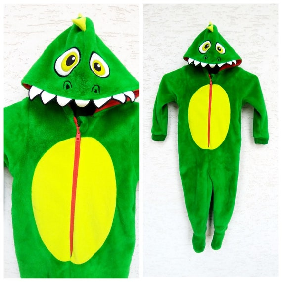 dinosaur Kigurumi 3T kids Cosplay dinosaur costume