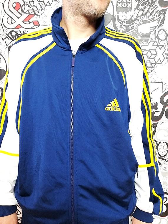 Adidas track suit XL Adidas sport suit vintage  P… - image 5