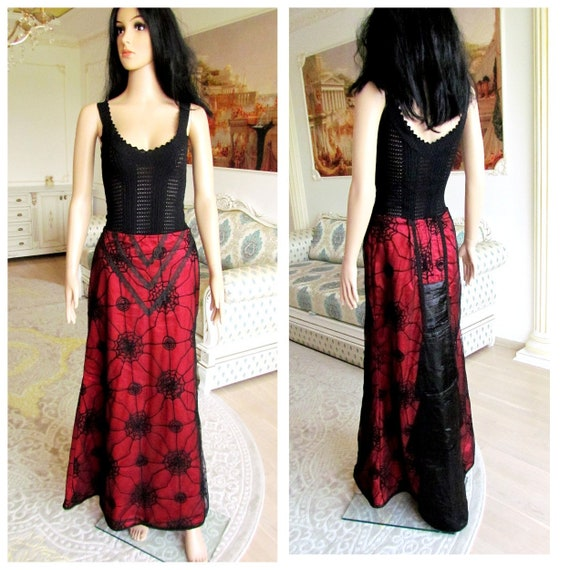 ADULT witch skirt witch Clothing halloween skirt h