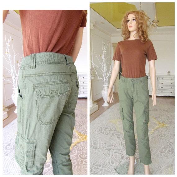 womens Army pants Military Pants womens military C