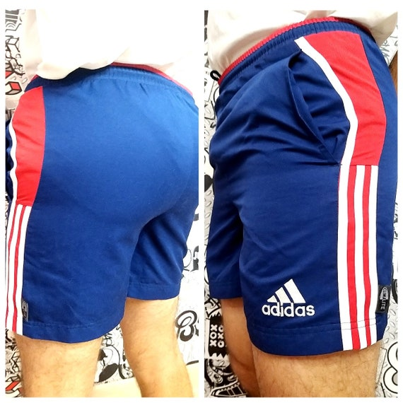 adidas shorts M men shorts Vintage 90's Football S