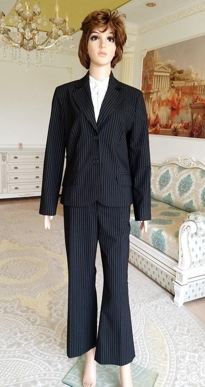 Womens suit vintage Womens pants suit pants set m… - image 4