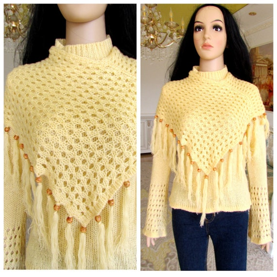 yellow sweater yellow mohair sweater soft sweater