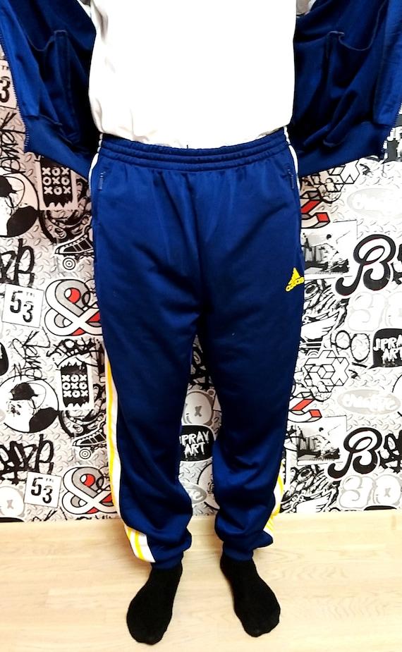 Adidas track suit XL Adidas sport suit vintage  P… - image 4