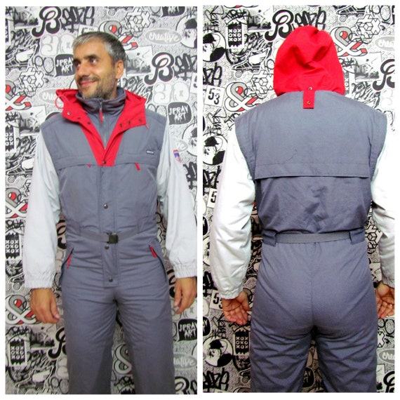 Sportswear mens ski suit Unisex ski suit hooded sk