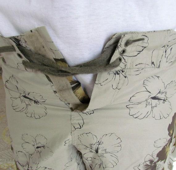 beach shorts summer shorts mens Clothing Khaki me… - image 5