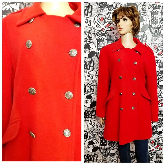 Christmas Gift Double Breasted coat for women coat