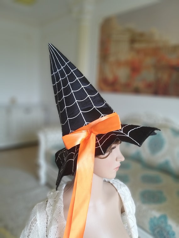 Witch Hat ADULT Witch Accessories Costume Accessor