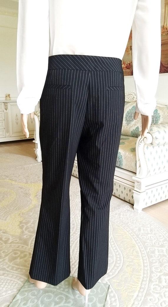 Womens suit vintage Womens pants suit pants set m… - image 8