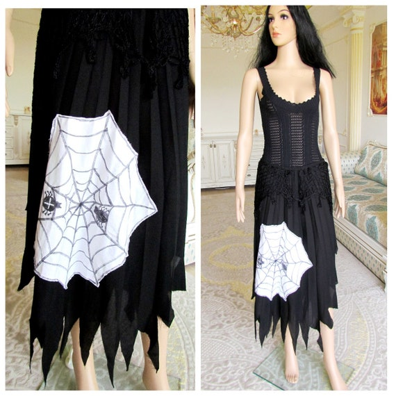 ADULT halloween Clothing witch skirt witch Clothin